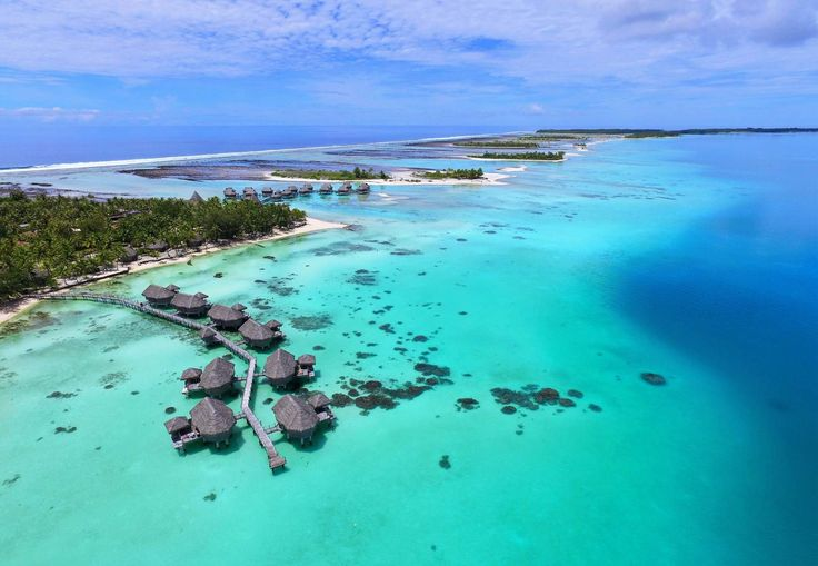 Honeymoon favorite: Official website of Tikehau Pearl Beach Resort & Spa , a   hotel . Book your hotel in French Polynesia at the best price