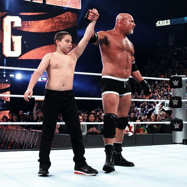 Goldberg And Ring