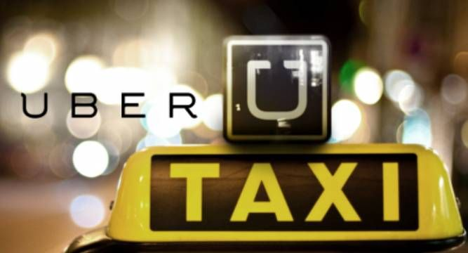 Uber cab driver molests female journalist in Noida