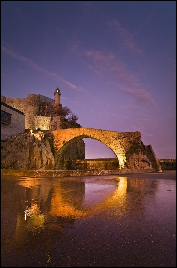 Photo by Joserra Irusta. Castro Urdiales. #Cantabria #Spain #Travel