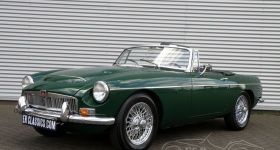 1969 MG C  - Rally prepared without looking at any expenses