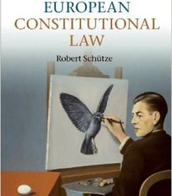 European Constitutional Law PDF