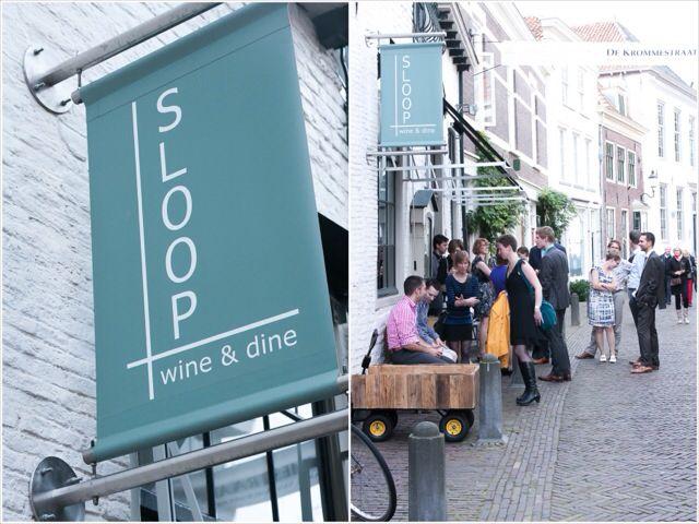 Restaurant | Sloop | Amersfoort | Krommestraat | Fotografie | by•e