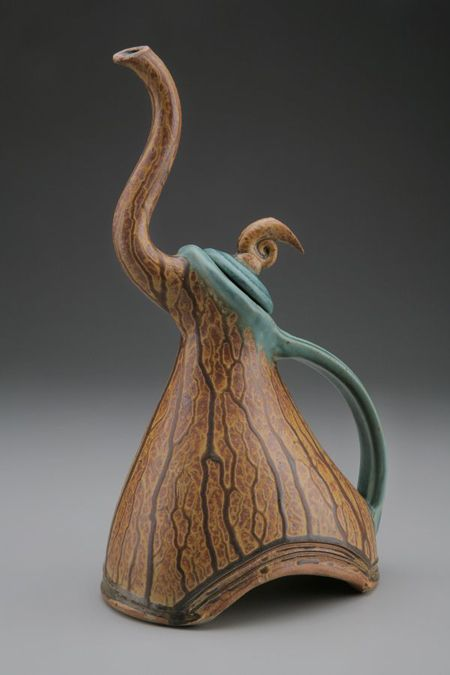 Bruce Johnson | Ceramic teapot