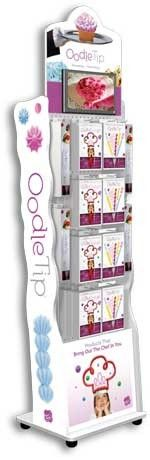 Oodle Tip - Food and Beverage POP Displays