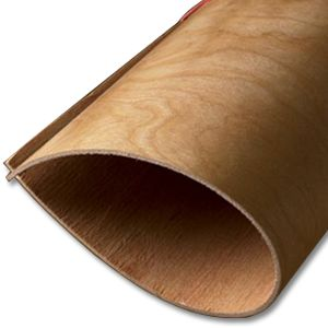 Goodrich Lumber : Store : Bendable Plywood - Wacky Wood