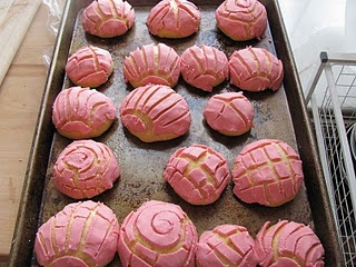 """For those of us who are deprived of """"Pan Dulce"""" in the East Coast!"""