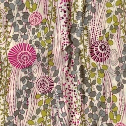 Liberty Daisy Ann vert roseMotif Pattern, Liberty Daisies, Anne Vertes, Vertes Rose, Pretty Prints, Liberty Chéries, Dear Liberty, Daisies Anne, Prints Pattern Texture