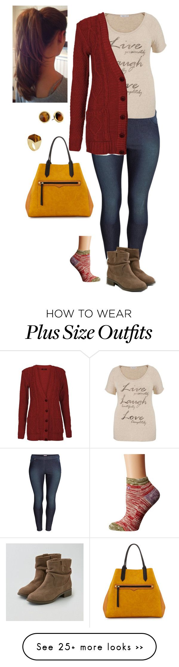 """Long Cardigan & Treggings plus size"" by jacobjarettsmom on Polyvore featuring H&M, maurices, American Eagle Outfitters, Stance, Neiman Marcus, Trina Turk LA, BCBGMAXAZRIA and plussize"