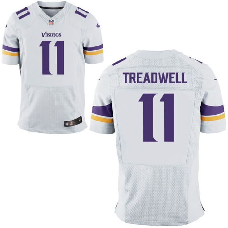nike limited white vapor untouchable youth nfl 11 game football jersey laquon treadwell vikings white elite jersey nfl minnesota vikings jersey