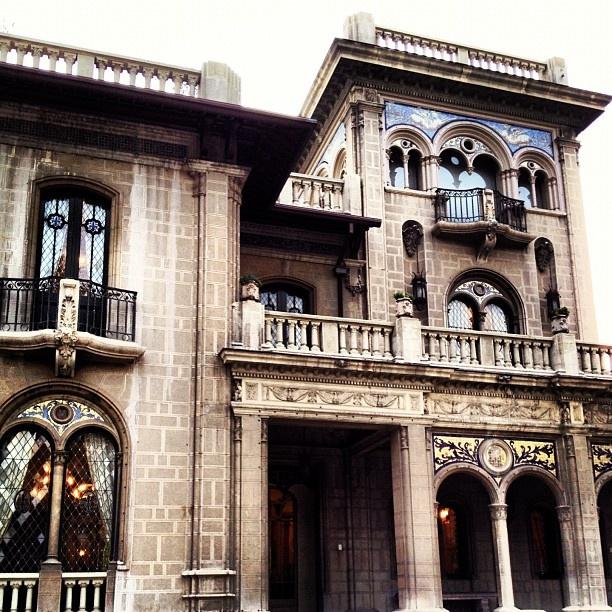 Palacio Falabella; Santiago de Chile