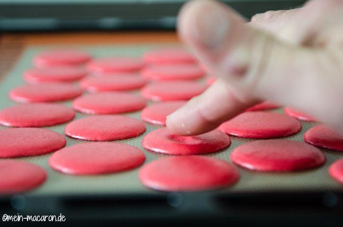 Vegane Macarons aus Kichererbsen Aquafaba Rezept
