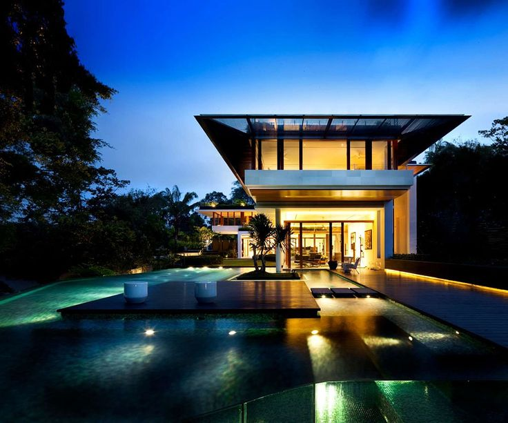 Huge Modern Houses 16 best singapore house images on pinterest | architecture, dream