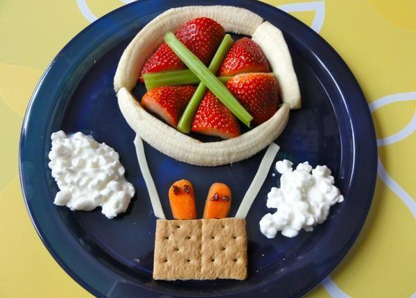 healthy kids snacks, food pictures