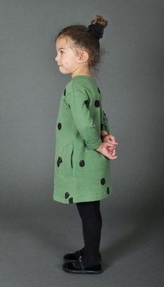 Polkadot Dress by Omamimini: Kids Style, For Kids, Kids Fashion, Fashion Baby, Omamimini Sweatshirts, Polkadot Dresses, Kids Clothing, Sweatshirts Dresses, Adorable Kids