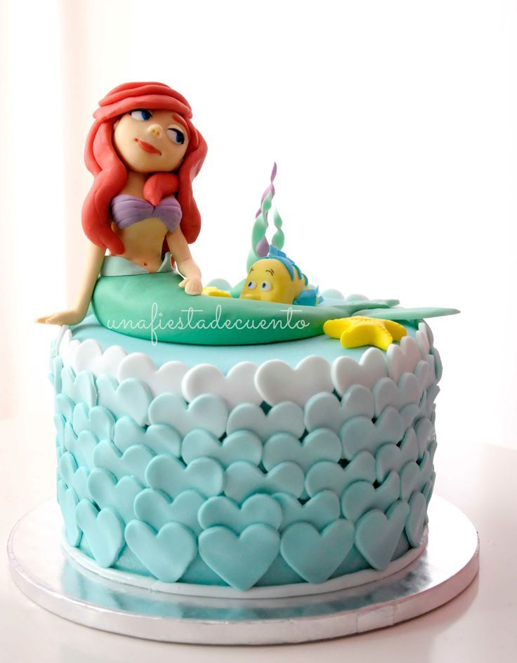 23 best Custom cake Sherwin Ariel images on Pinterest Little