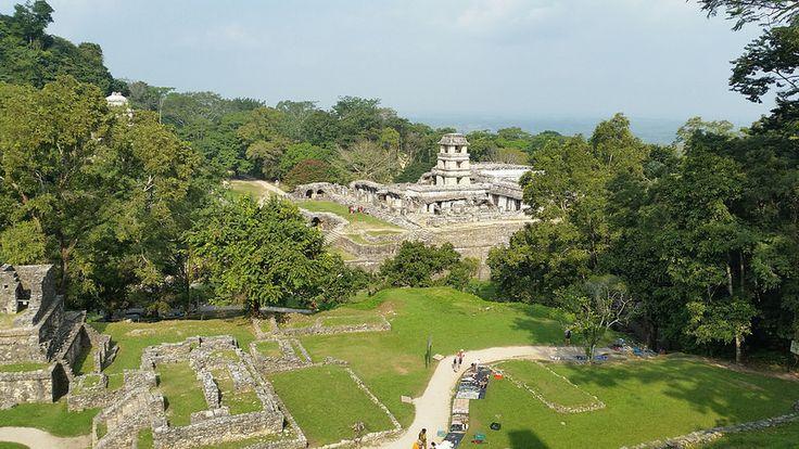 Palenque Mexico - Celina Lisek