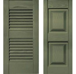 Image result for green shutters