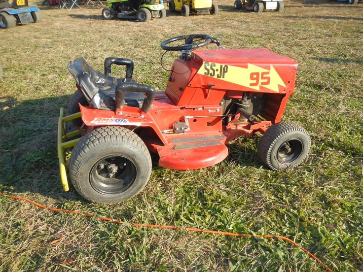 Custom Racing Tractors : Best images about custom lawn mowers on pinterest