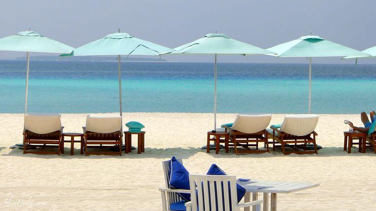 Maldives at Landaa Giraavaru   Slim Paley