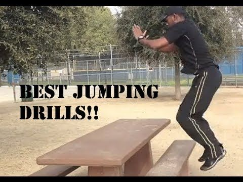 ▶ How to increase your vertical : Best Drills for Jumping and Sprinting - YouTube