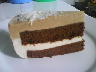 Puding Week NCC: Puding Busa Cake - Yulia C