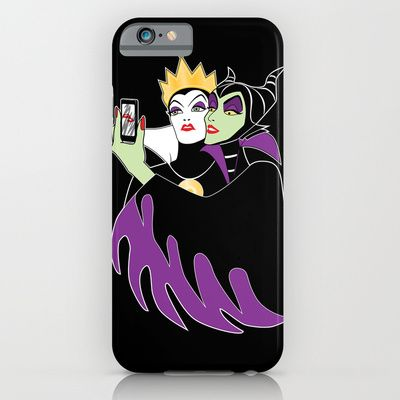 Buy Grimhilde & Maleficent Selfie by SwanStarDesigns as a high quality iPhone & iPod Case. Worldwide shipping available at Society6.com. Just one of…
