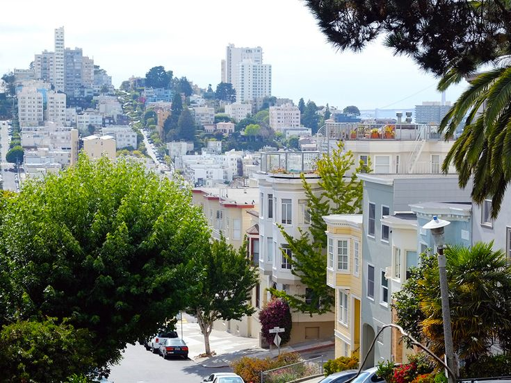 A few of San Francisco's ups and downs