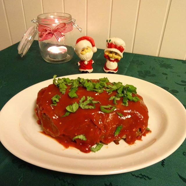 Edel's Mat & Vin : Crock-Pot Meatloaf ♥♫♪