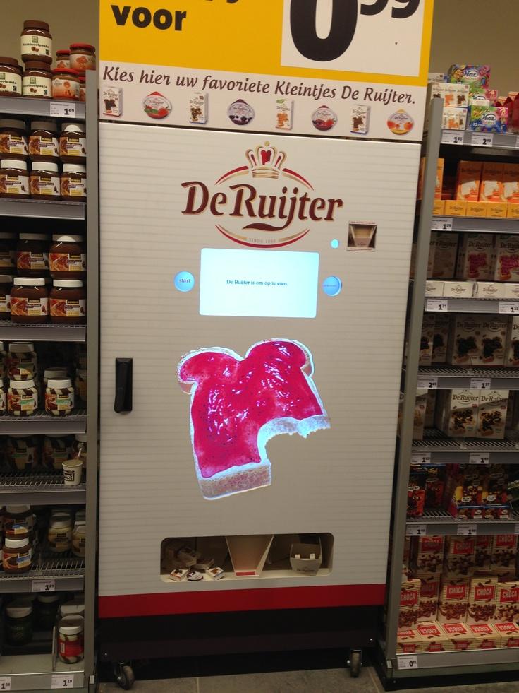 De Ruijter Vendingmachine