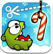 Cut the Rope Holiday Gift - FREE physics based game