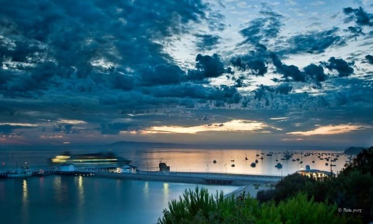 Queenscliff Port Philip Bay, Sorrento, Victoria