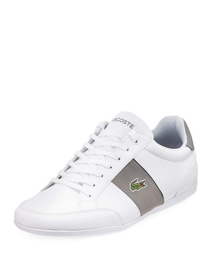 Lacoste Men's Nivolor Leather Sneakers