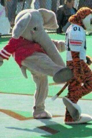 The Iron Bowl rivalry will always be among the greats!