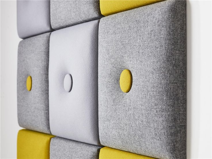 Pillow, Sound absorber, wall mounted, felt, Karl Andersson & Söner