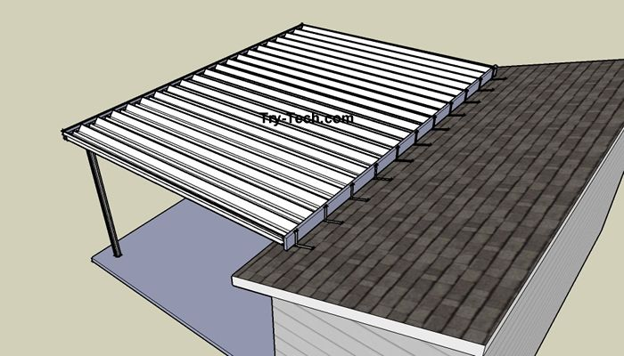 Roofs Of Very Low Slope Are Usually Selected For One Or