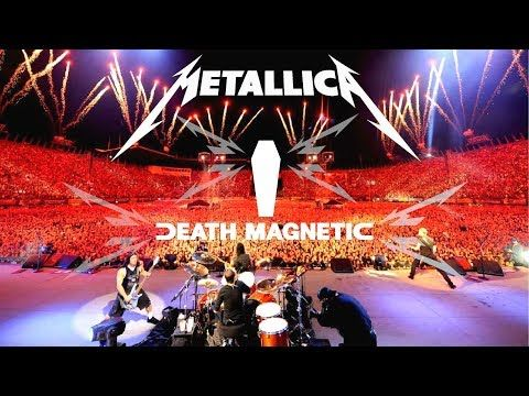 (2) Metallica - Death Magnetic [Full Album LIVE on World Magnetic Tour] (2009-10) - YouTube