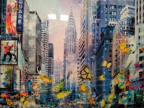 New York City by Joseph Klibansky