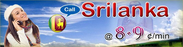 Looking to call Sri Lanka, 2YK offer cheap international calls rates to Sri Lanka. Make low cost long distance calls to Sri Lanka with rechargeable calling plans. No need of expensive Sri Lanka phone calling cards.