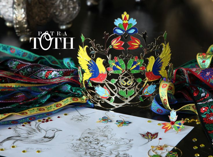 Crown by Petra Toth Jewellery