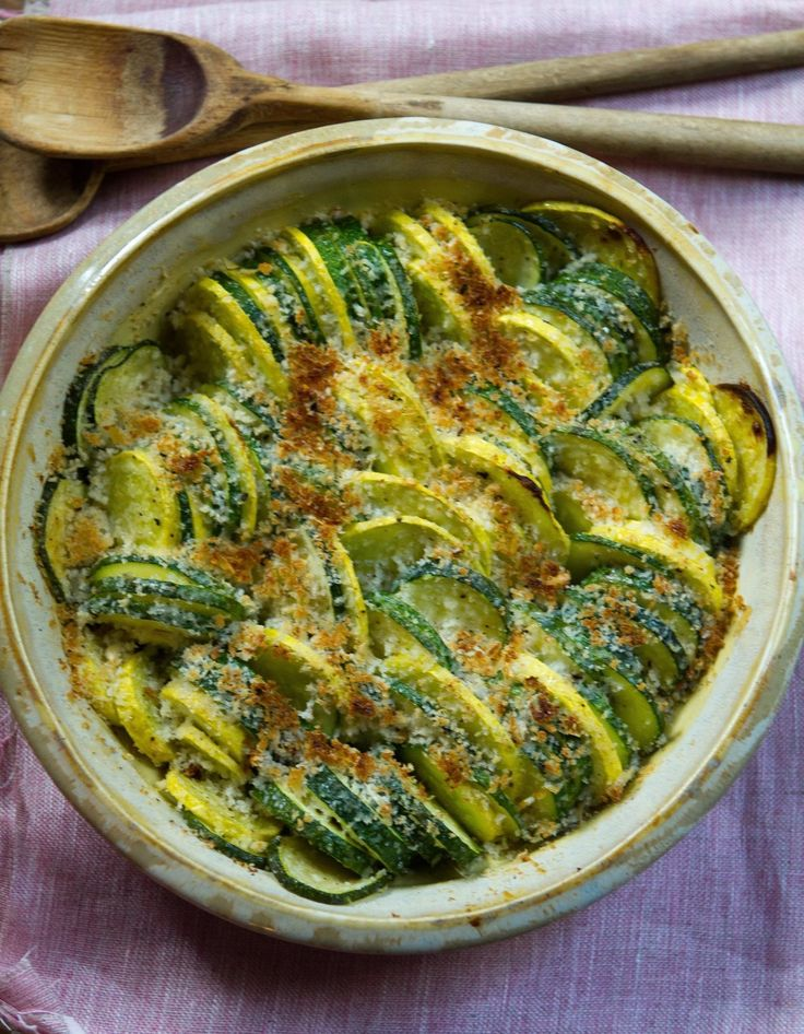 Recipe:  Baked Summer Squash  — Recipes from The Kitchn