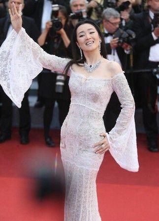 「レスリー・チャンが男優賞と信じていた」コン・リーがカン... - Record China
