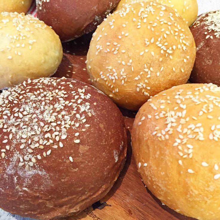 Pão Australiano de Hamburguer – Jantinha de Hoje                                                                                                                                                                                 Mais