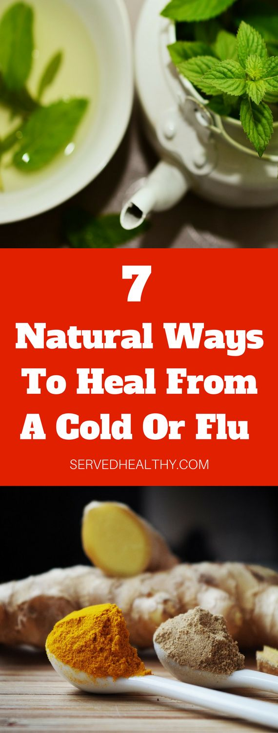 7 Natural Ways To Heal From A Cold Or Flu Really Quickly | Flu Remedies For Adult | Natural Flu Remedies