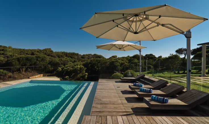 14 Best Images About Cantilever Umbrellas On Pinterest