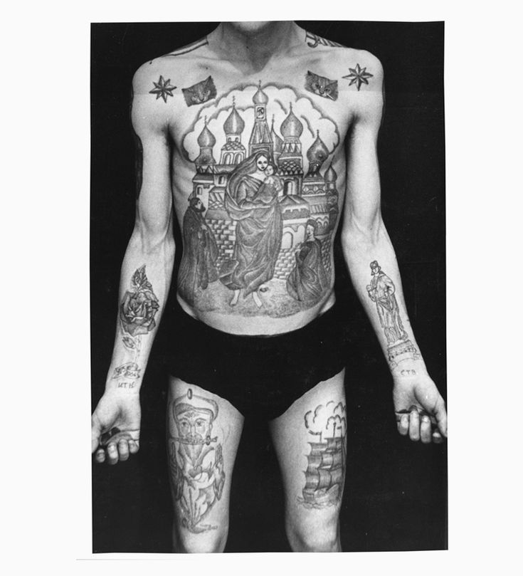 russian criminal tattoo police files archives