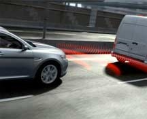 Adaptive Cruise Control -  You can be alerted to a potential collision with the vehicle in front of you