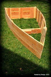 17 best images about garden ideas on pinterest gardens for Garden design troller boat