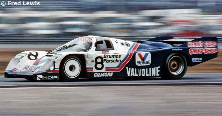 Porsche 962 #104 Henn's Swap Shop Racing (USA) Daytona 24 Hours 1985