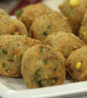 The Recipes Pakistan   Cheesy Noodle Kababs by Shireen Anwar   http://therecipespk.com